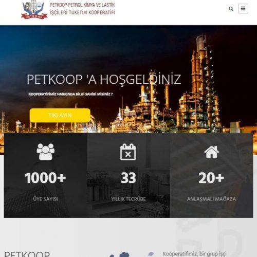 Petkoop.com.tr websitesi yayına girdi