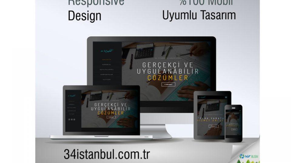34istanbul.com.tr yayına girdi